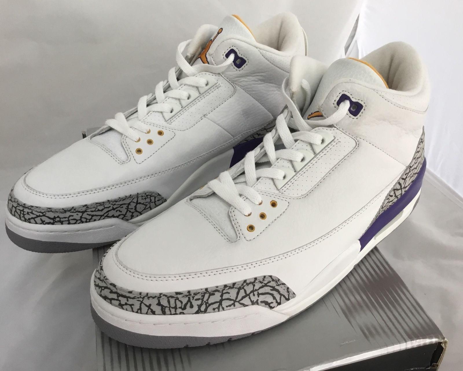 Lakers News: Kobe Bryant's Game-worn Air Jordan Sneakers Sell For $30,400