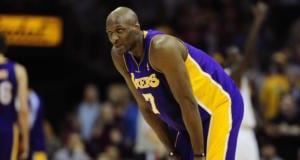 Lamar Odom, Lakers
