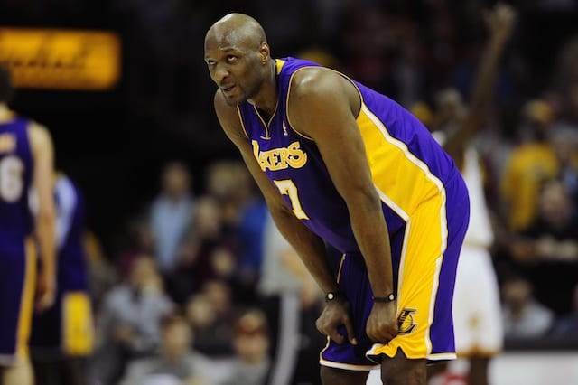 Lamar Odom Says Trade From Lakers 'basically Ended My Career And Purpose'