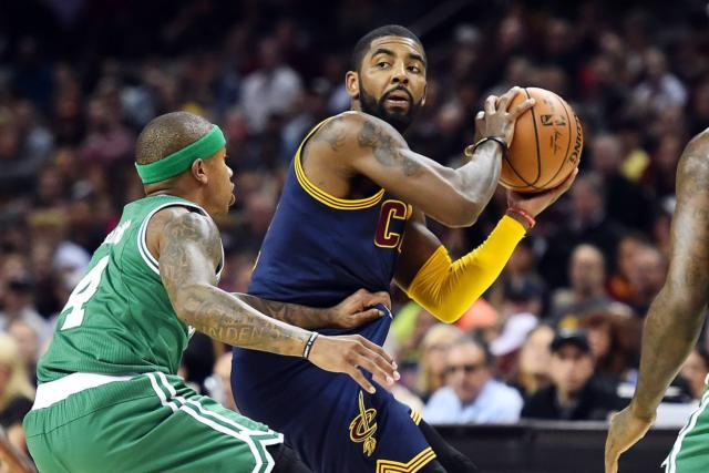 Lakers Players React To Kyrie Irving-isaiah Thomas Trade