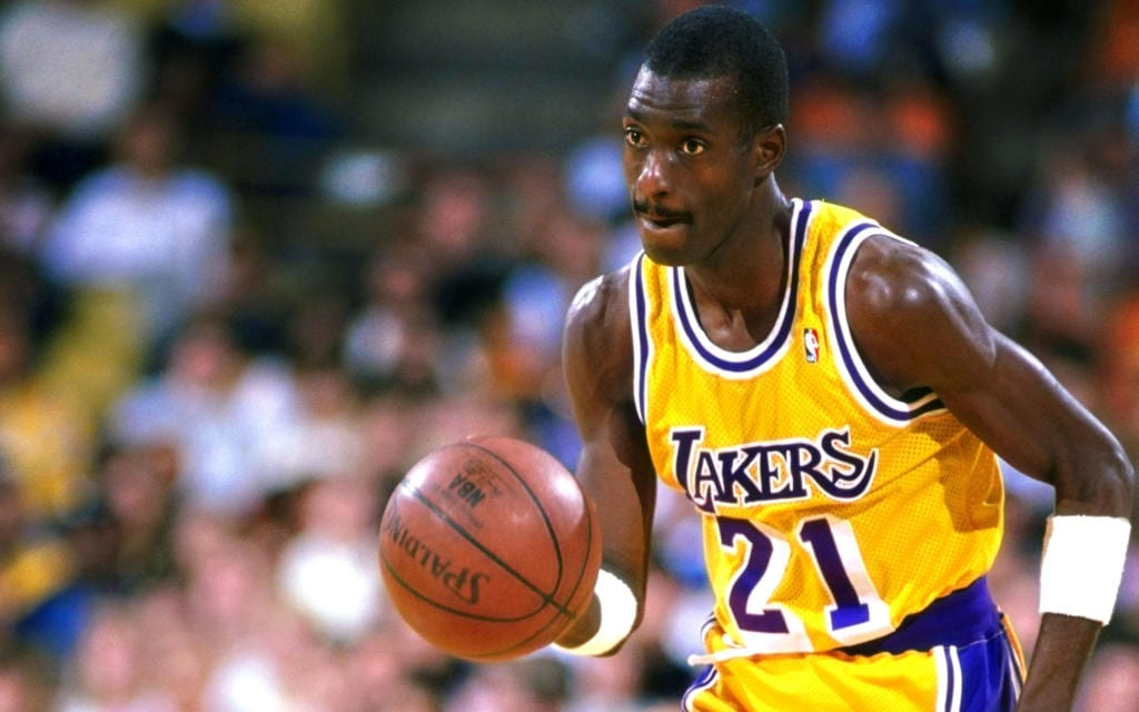 Michael Cooper Lakers