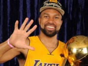 Derek Fisher Lakers