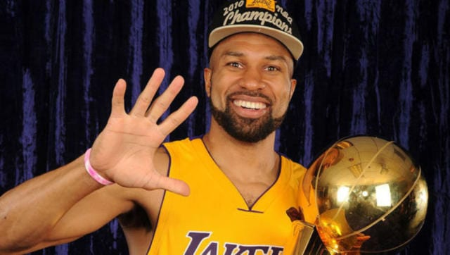 Derek Fisher, Lakers, 2010 NBA Finals