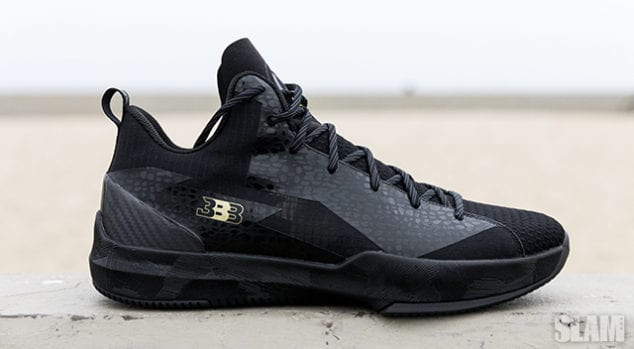 Lakers Video: Lonzo Ball Reveals Redesigned Zo2 Prime Remix