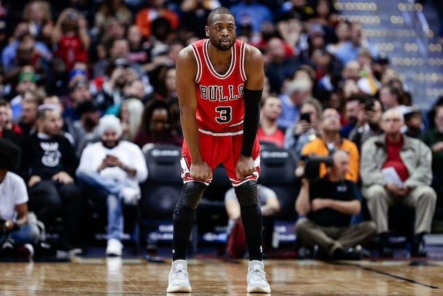 536103ede66 NBA Rumors: Dwyane Wade 'Leaning Heavily' Towards Signing With ...