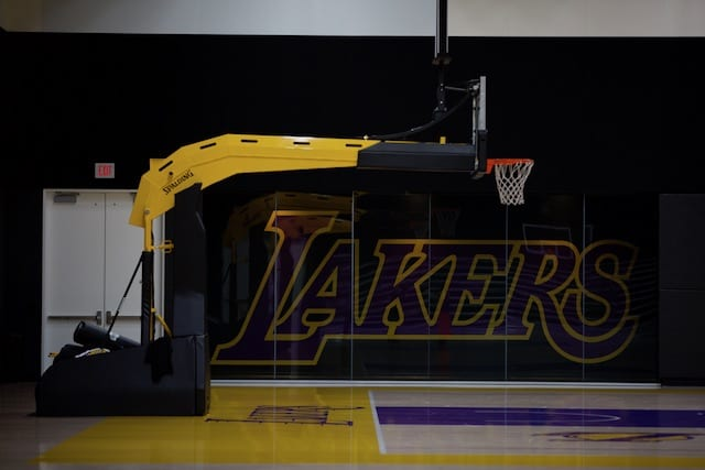 After Media Day, Lakers Training Camp Begins Sept  25 At UCLA Health