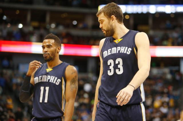 Nba Rumors: Grizzlies Consider Marc Gasol, Mike Conley 'untouchable'