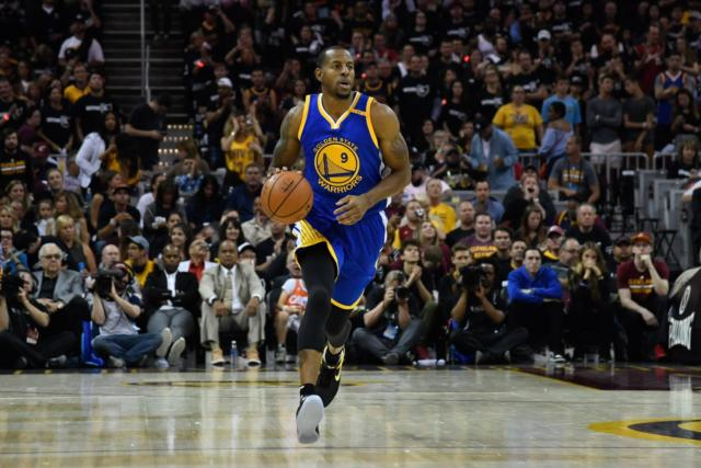 Andre Iguodala, Lakers, Warriors