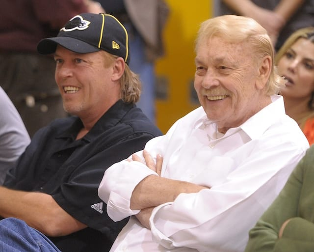 Lakers News: Mark Cuban Says Jerry Buss Was One Of Few Owners To Support Him Early On
