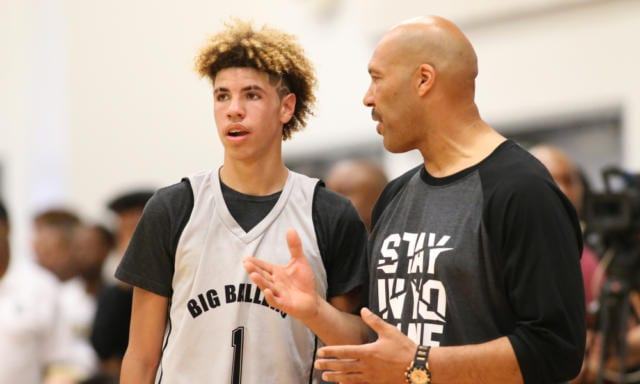 Lavar Ball: Lamelo Ball Might Sit Out 'a Year Or Two,' Enter Nba As Free Agent