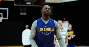 Lakers Training Camp - Day 3- Julius Randle 5