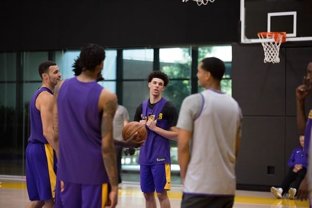 Lakers Training Camp (day 4): Videos, Quotes & Notes