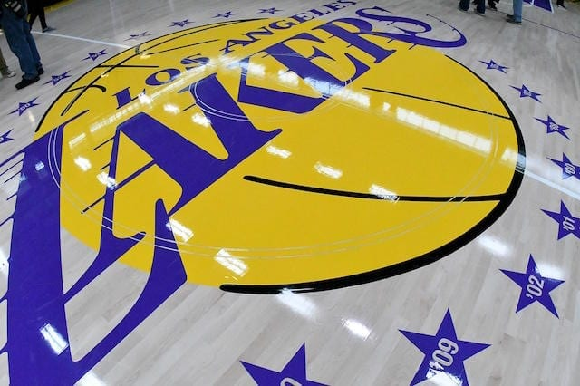 Lakers Rumors  Nike Unveiling New Jerseys For 2018-19 NBA Season ... e3c655630