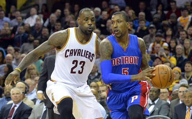 Lakers Rumors: Pursuit Of Lebron James Was A 'major Motivating Factor' In Signing Kentavious Caldwell-pope