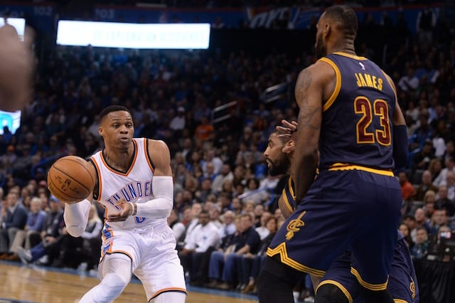 Lakers Rumors: Lebron James 'would Love' To Team Up With Russell Westbrook