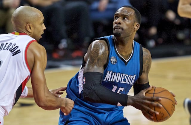 Nba News: Shabazz Muhammad Signs One-year Contract To Return To Timberwolves