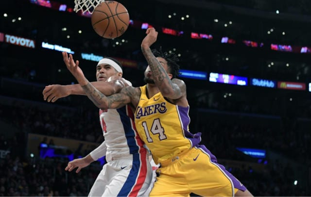Lakers Recap: Balanced Effort Leads L.a. To Impressive Win Over Pistons