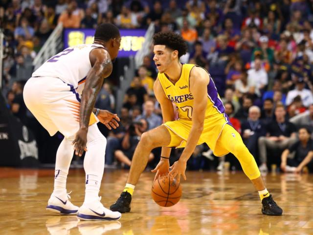 Lakers Highlights: Lonzo Ball, Brandon Ingram Lead L.a. Past Suns