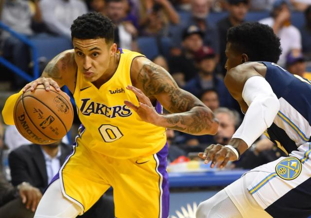 Lakers News: Luke Walton Calls Kyle Kuzma One Of The Most Confident Rookies He's Ever Seen