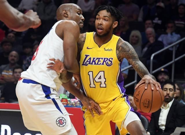 Lakers Vs. Clippers Preview: Lonzo Ball Makes Nba Debut As Two L.a. Teams Open Up Season At Staples Center
