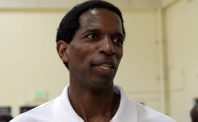 Former Lakers Forward A.c. Green Sees Ambulnz As Strong Opportunity For Youth