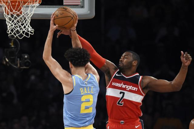 John Wall Complimentary Of Lonzo Ball Following Lakers Win Over Wizards