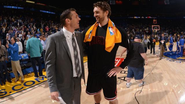 Lakers News: Luke Walton Recalls Time He Was Jealous Of Pau Gasol Over Lost Playing Time