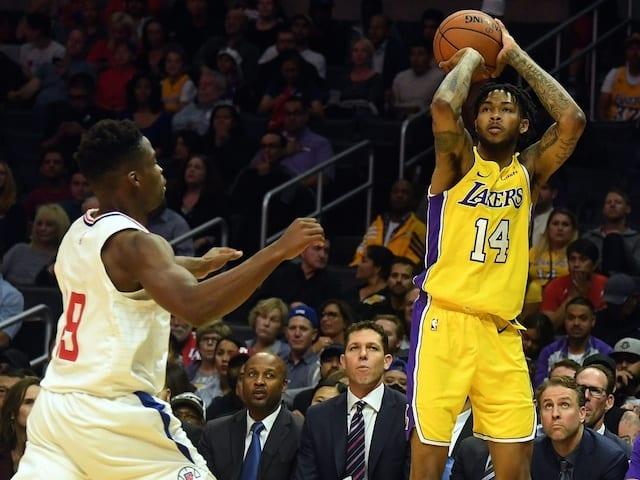 Lakers Vs. Clippers Recap: Brandon Ingram, Brook Lopez Lead Team To Sloppy 111-104 Win In Preseason Finale