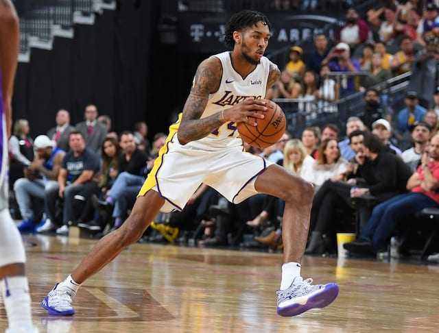 Lakers News: Brandon Ingram Setting High Expectations For Himself
