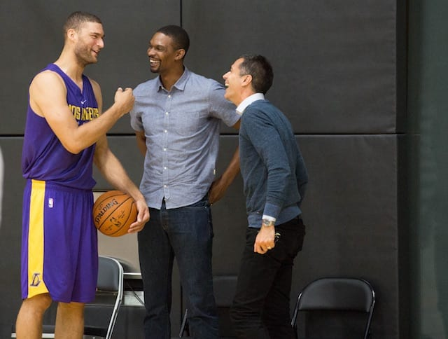 Lakers Practice Notes & Videos: Injury Updates, Julius Randle's Progression