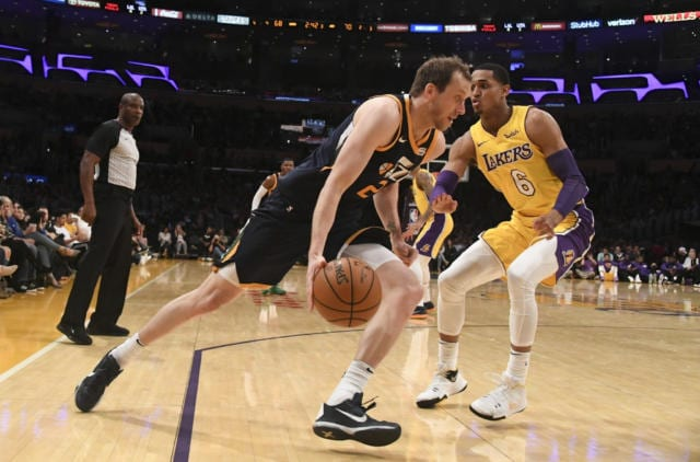 Lakers News: Jordan Clarkson Comments On What Led To Team's Defensive Improvements