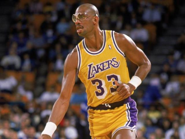 Top-10 Greatest Lakers Of All-time: No. 7, Kareem Abdul-jabbar