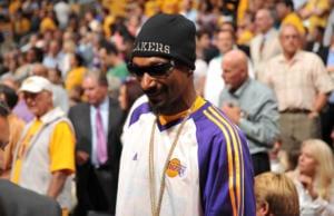 Snoop Dogg, Lakers