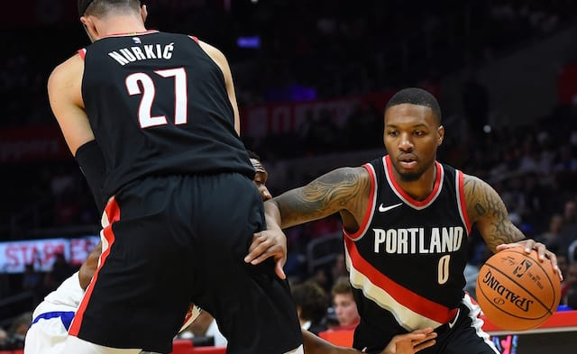 Nba Dfs: Damian Lillard Highlights Strong Plays On Draftkings Slate