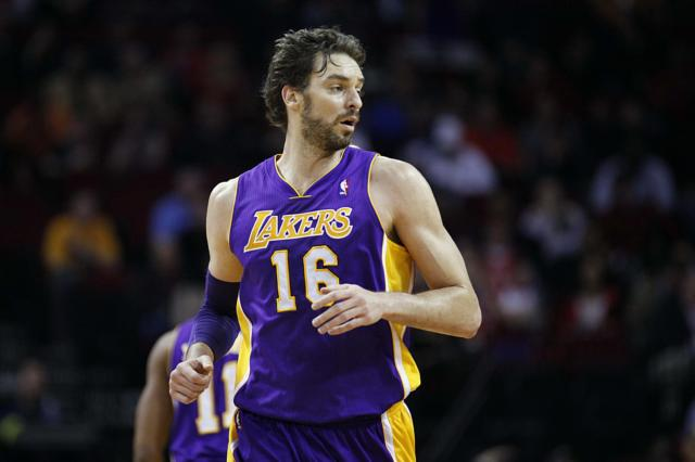 Top-20 Greatest Lakers Of All-time: No. 15, Pau Gasol