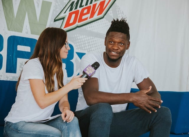 Julius Randle Interview: Lonzo Ball, Kobe Bryant, Year 4 Goals