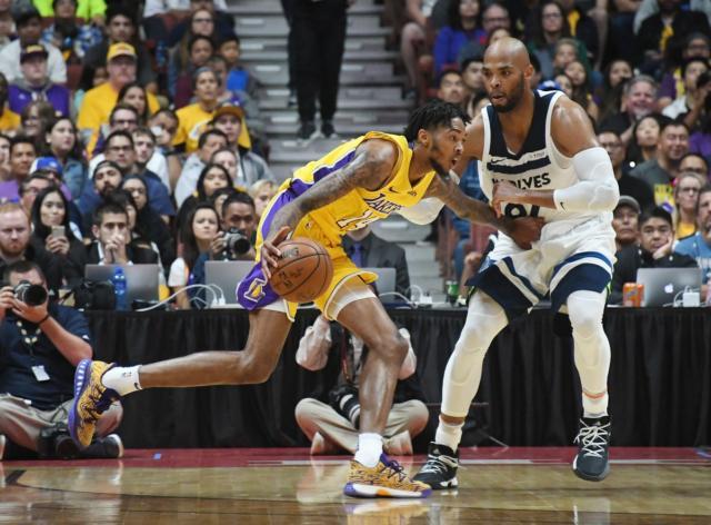 Lakers News: Brandon Ingram Believes Fatigue Affected Team In Preseason Opener