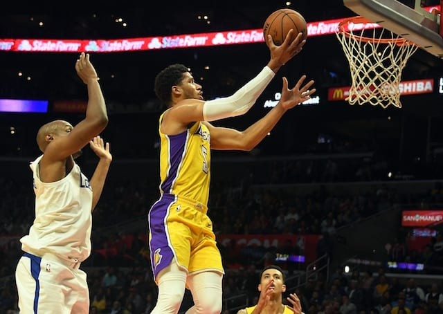 Lakers Injury News: Josh Hart Suffers Left Achilles Strain In Practice