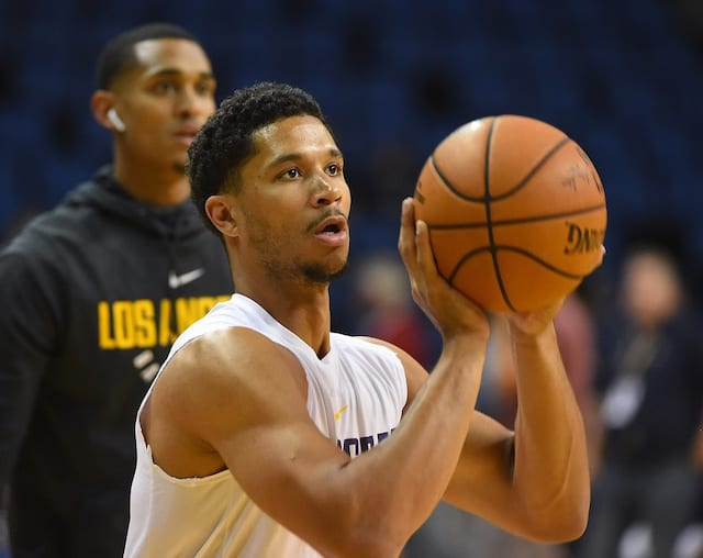 Lakers News: Luke Walton Impressed With Josh Hart After First Preseason Action