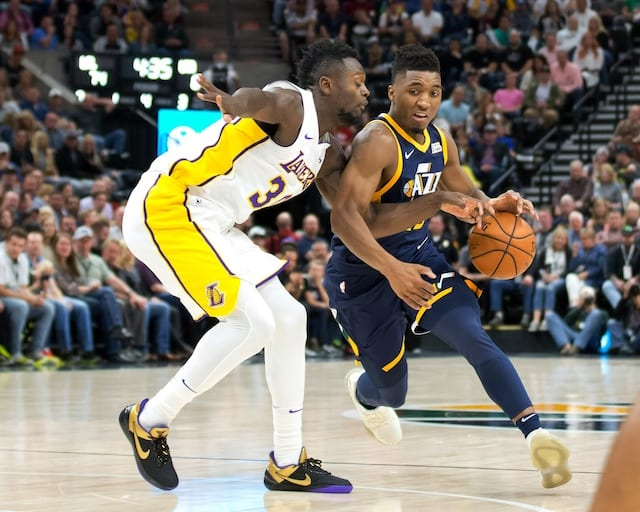 Lakers Highlights: Donovan Mitchell Shines In Jazz Win Over L.a.
