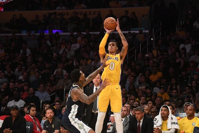 Lakers Preseason Recap: L.a.'s Comeback Attempt Falls Short As They Lose To Nuggets 113-107