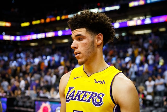 Lakers News: Luke Walton Happy With Lonzo Ball's Aggressiveness In Loss To Pelicans