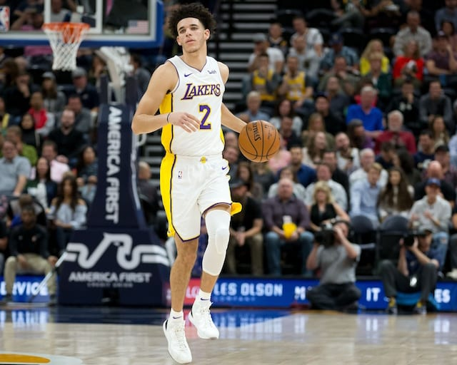 Lakers News: Luke Walton Disagrees But 'loves' Lonzo Ball Wanting To Take Responsibility For Loss Vs. Jazz