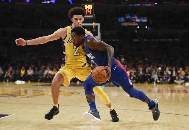 Lakers Recap: Lonzo Ball Underwhelming In 108-92 Season-opening Loss To Clippers
