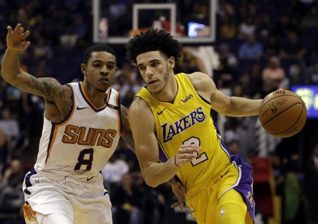 Lakers News: Lonzo Ball Has No Complaints About Sitting In 4th Quarter Of Win Vs. Suns