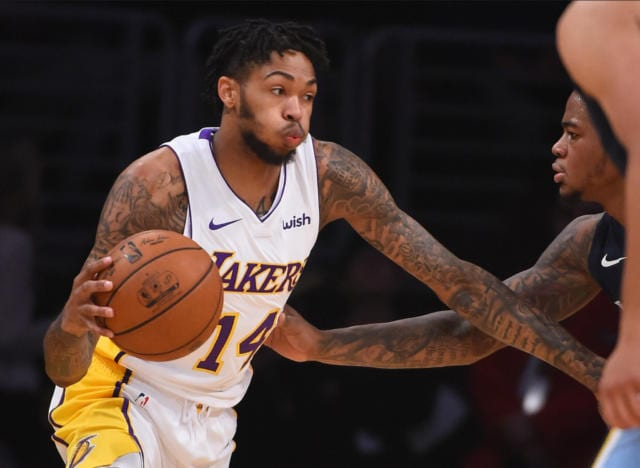 Lakers Recap: L.a. Withstands Late Grizzlies Run, Hold On For 107-102 Win