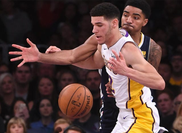 Lakers Recap: Lonzo Ball Gets Second Career Triple-double As L.a. Dominates Nuggets