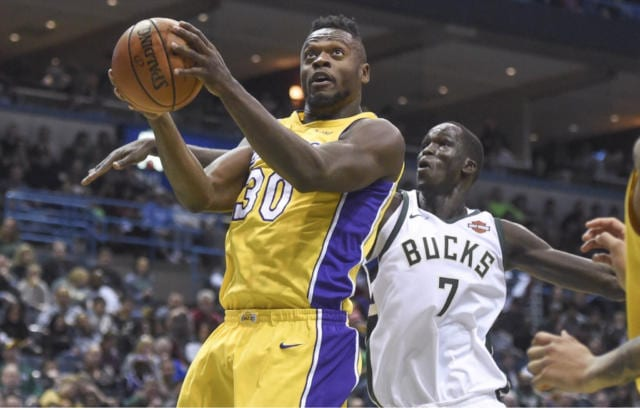 Julius Randle Lakers
