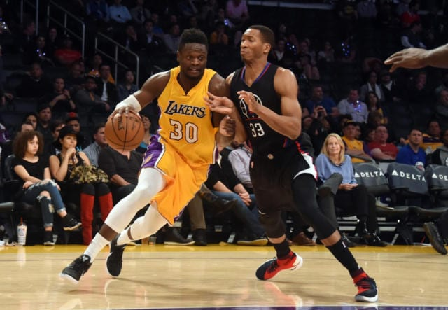 Wesley Johnson Hopes Clippers Blow Out Lakers To 'prove A Point'