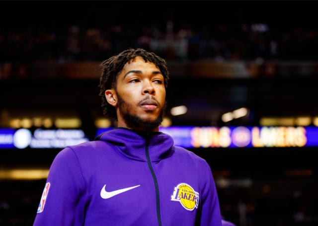 Lakers News: Brandon Ingram Thinks He Should've Defended Damian Lillard Better On Game-winner